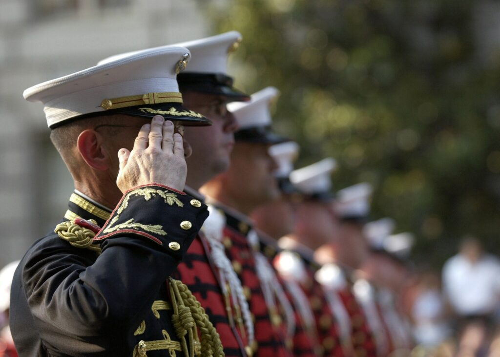 military care packages - marines